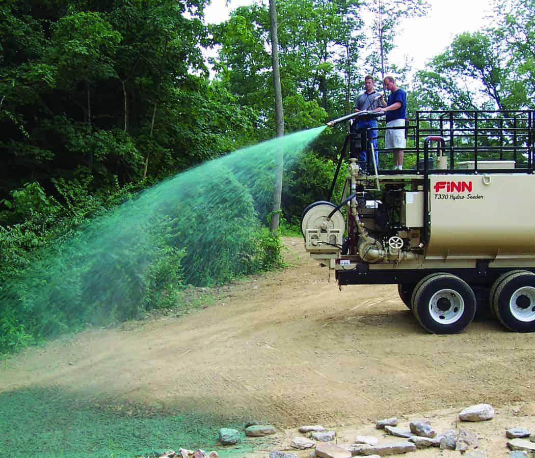 t330 hydro seeder