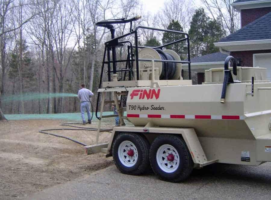 FINN T90 Hydroseeder LL